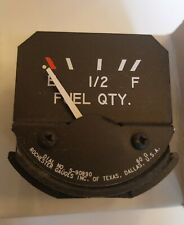 CESSNA FUEL QUANTITY INDICATOR PN 6246-00675 NEW OLD STOCK 172
