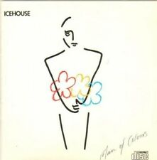 Icehouse Man of colours (1987, incl. 'Crazy [12''/Midnight Mixes]') [CD]