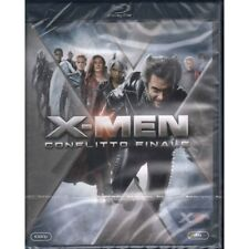 X-Men - Conflitto Finale BRD Blu Ray Halle Berry Sigillato 8010312083228