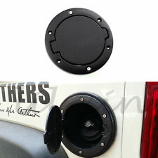 Car  Metal Fuel Filler Cover Gas Tank Cap 2/4 Door Trims For 20007-2015 Wrangler