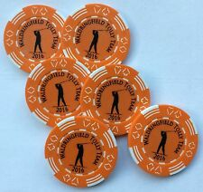 Personalised Golf Ball Markers - Includes Custom Design