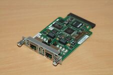 CISCO .. CARTE INTERFACE WAN / Voix Multiflex Trunk T1/E1 ..ref: WIC2-2MFT-T1/E1