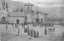 B86413 huaraz hopital ou sont installees les religieuses de la providence   peru