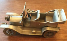"""1909 Cadillac """"30� *Danbury Mint Pewter ~ Classic Car Collection"""
