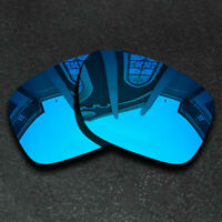 Blue Replacement Lenses For-Oakley Holbrook OO9102 Sunglasses Frame Polarized