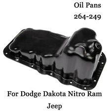 264-249 Engine Oil Pan For Dodge Dakota Nitro Ram 1500 Jeep Liberty V6 3.7L