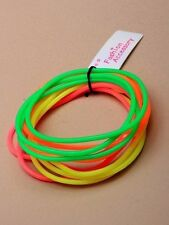 Unbranded Plastic Costume Bracelets without Metal