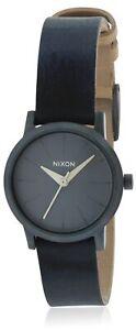 Nixon Kenzi Leather Ladies Watch A3981930