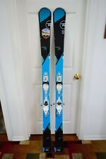 New listing ROSSIGNOL TEMPTATION 84 SKIS SIZE 170 CM WITH LOOK BINDINGS
