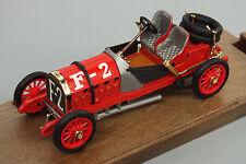 BRUMM- R16- FIAT 130HP Corsa  N° F2 GP de France 1907