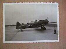 Original Foto /  Flugzeug,  Amerikanisches Jagdflugzeug   im WW2