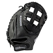 "Wilson A1000 19CM33 33"" Fastpitch Softball Catcher's Mitt - RH Throw (NEW)"