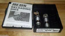 RCBS Small Base Taper Crimp 2 Die Set .223 Rem 5.56 x 45mm AR Series NEW 11107
