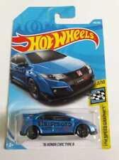RDS Hot Wheels HW SPEED GRAPHICS '16 HONDA CIVIC TYPE R #51806