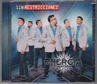Energia Nortena - Sin Restricciones [New CD]