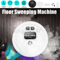 UV Disinfection Smart Sweeping Robot Vacuum Cleaner Floor Auto Suction
