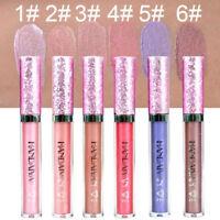 6 Colors Makeup Matte Velvet Liquid Lipstick Waterproof Long Lasting Lip Gloss