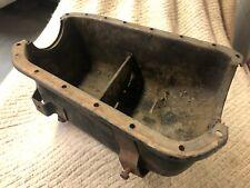Fiat 600 Multipla Jolly Abarth Zagato Moretti Ghia Vignale Engine Oil Pan Sump