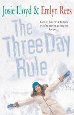JOSIE LLOYD & EMILY REES __ THE THREE DAY RULE __ BRAND NEW __ FREEPOST UK