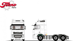 Tekno | 78791 Volvo FH03 Globetrotter XL 6x2 Twinsteer Kit  1:50 Scale