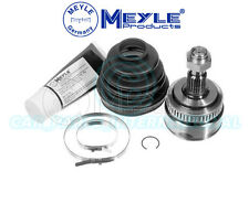Meyle CV Joint Kit / DRIVE SHAFT JOINT KIT Inc.. Boot & GRASSO No. 014 498 0005