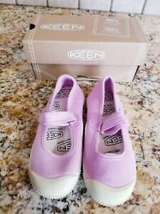 NEW Girls toddler size 10 KEEN shoes sneakers flats