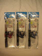 Junior Telescopic Fishing Set 1.65M  By Yello Fish Class Postage