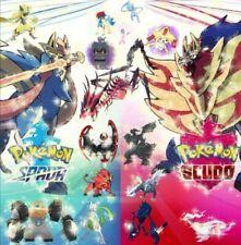 POKEMON SHINY (SPADA E SCUDO) - 6 IV (5 pokemon x 2 euro + 2 pokemon gratis)