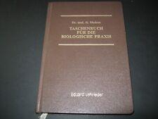 Madaus: Taschenbuch für die biologische Praxis