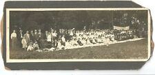 Photo Whitaker Orphan Home  Staff , Orphans & Band  Pryor Creek  Ind Terr c1900