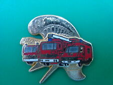 pins pin pompier fire renault camion truck