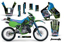 Kawasaki KDX200 Graphic Kit AMR Racing Bike Decal Sticker Part KDX 200 89-94 TX