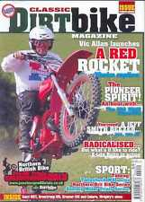 CLASSIC DIRT BIKE-No.27-(NEW COPY) *Post included to UK/Europe/USA/Canada