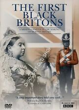 THE FIRST BLACK BRITONS. THE MISSING CHAPTER IN BRITAIN. NEW DVD