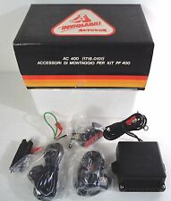 autovox ac-400 kit per pf-400, nuovo con scatola, new, car audio