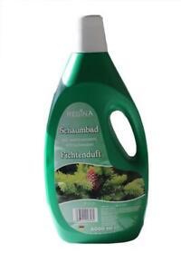 Schaumbad Pflegebad Fichtennadel Badezusatz Fichte Fichtenduft Nadelduft 4 Liter