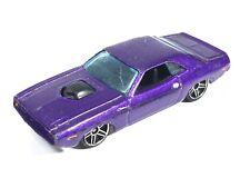 Dodge 70 Hemi Challenger Hot Wheels DCC 2006 Purple Black Toy Model Car