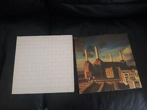 "PINK FLOYD ""THE WALL"" 2LP GERMAN PRESS an ""ANIMALS 1 LP UK PRESS"