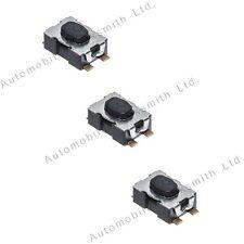 3 Micro Interruttori per CITROEN C2 C3 C4 C5 BERLINGO 2 3 pulsante