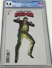 Spectacular Spiderman #6 JSC Campbell Supanova Stan Lee Variant Cover C CGC 9.8