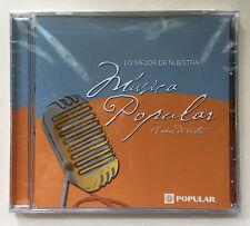 Lo Mejor De Nuestra Musica Popular Navidad Various Artists CD BPPR Puerto Rico