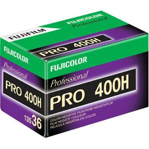 Fuji Pro 400H 35mm 36 Exposures Sealed Box Fridge Stored Expired 5/19