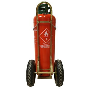 Gas Bottle Trolley Cylinder Hand Truck  Easy Zero load lift  NEW Technology