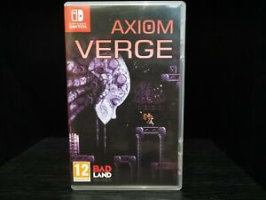 Axiom Verge (Nintendo Switch, 2017)