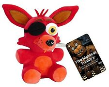 "Five Nights at Freddy's 10"" Red Foxy Plush-FNF 10"" Foxy Plush-Brand New!"