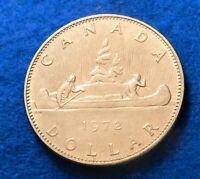 1972 Canada Dollar - Nice Coin - SEE PICS