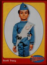 THUNDERBIRDS - Scott Tracy - Card #24 - Cards Inc 2001