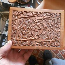 yet another indian wooden box
