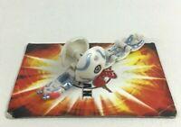 Bakugan Haos White Centipoid Small Ball Game 450G Toy B1 Spin Master