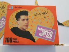 New listing New Kids On The Block - 100 Piece Heart Shaped Puzzle - Danny Wood
